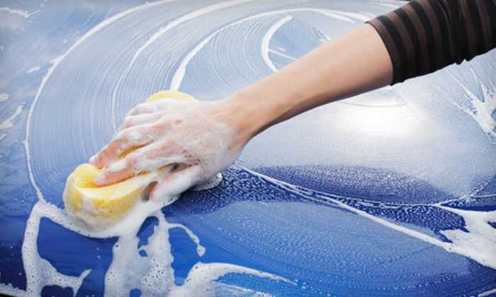 Delicate Touch Hand Car Wash - Mount Greenwood: One or Two Hand Car Washes with Wax and Interior Cleaning at Delicate Touch Hand Car Wash in Alsip (Up to 54% Off)