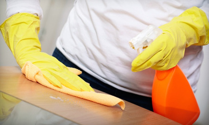 Metro Maids - La Mesa: One or Two Sessions of Housecleaning with a Two-Person Crew from Metro Maids (Up to 55% Off)