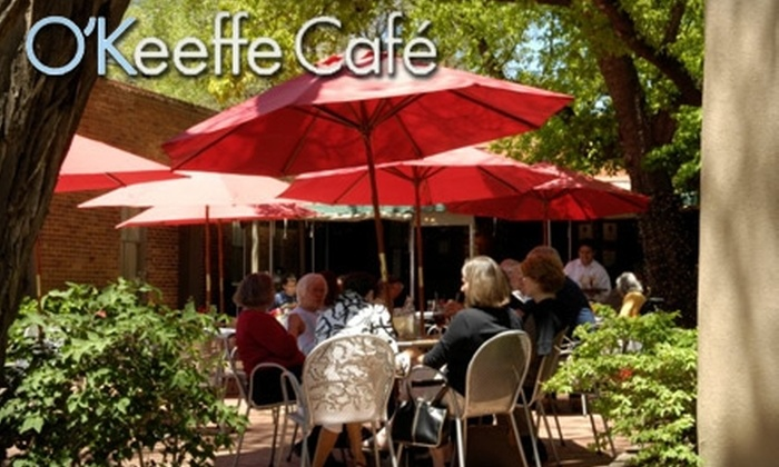 O'Keeffe Cafe - Downtown Santa Fe: $25 for $50 Worth of Contemporary French-Inspired Cuisine at O'Keeffe Café