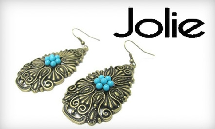 Jolie Boutique - Lubbock: $15 for $30 Toward Clothing and Accessories from Jolie Boutique