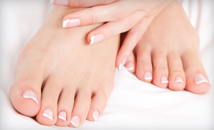 One Mani-Pedi - Pedicute Nails & Spa in Chicago