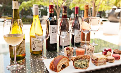 image for $47 for a <strong>French</strong> Food-and-Wine Tasting for Two at Atelier Monnier ($78 Value)
