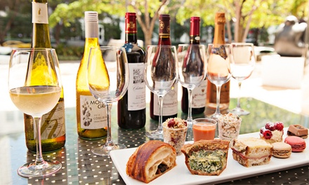 $45 for a French Food-and-Wine Tasting for Two at Atelier Monnier ($78 Value)