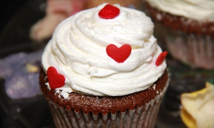 Creations Bakery - Las Vegas: $19 for One Dozen Specialty Mother's Day Cupcakes at Creations Bakery ($39 Value)