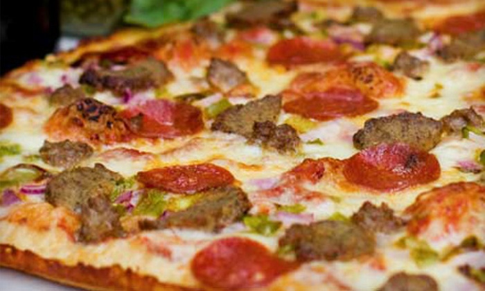 Pizzeria Venti - Temecula: $10 for $20 Worth of Pizza and Italian Fare at Pizzeria Venti in Temecula