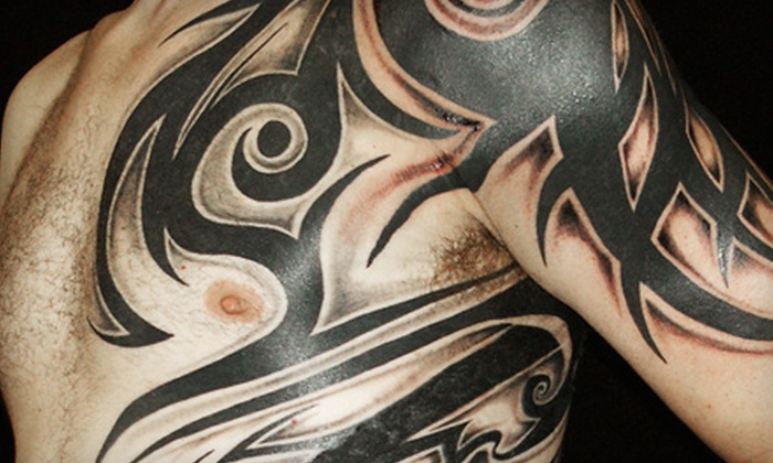 Tattoo Garden - Lowell: $59 for $150 Worth of Tattoo Services at Tattoo Garden in Everett