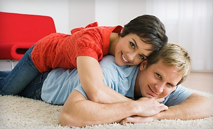 Carpet Cleaning for 2 Rooms Up to 150 Sq. Ft. Each (a $130 value) - Carpet Boss Steam Cleaning in