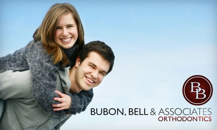 Bubon, Bell & Associates - Multiple Locations: $49 for an Invisalign Exam, X-Rays, Photos, and Impressions ($325 Value), plus $1,000 Off Complete Invisalign Treatment at Bubon, Bell & Associates Orthodontics. Choose from Five Locations.