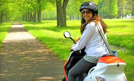 Full-Day Scooter Rental for 2 on a Weekday (a $100 value) - eSkoot Niagara in Niagara On The Lake