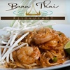 Half Off Thai Fare at Baan Thai