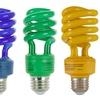 6-Pack Sunlite SL24 Colored Bulbs