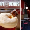 55% Off at Café Venus and the marsBar