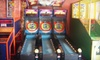 Gameworld Boise OOB - Pioneer: $9 for Four Games of Bowling, Shoe Rental, and Snacks ($18.25 Value) or $20 for $58 Worth of Arcade Games at Gameworld