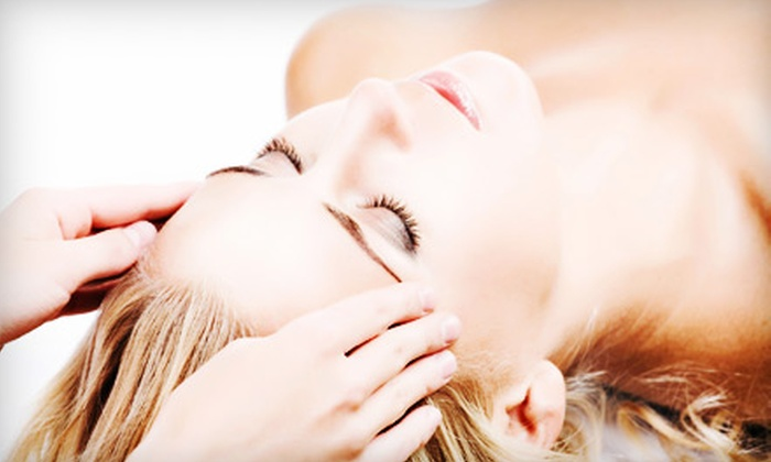 Rejuvenate Spas - Downtown: One, Two, or Three De-Stress or Deep-Tissue Massages at Rejuvenate Spas (Up to 57% Off)