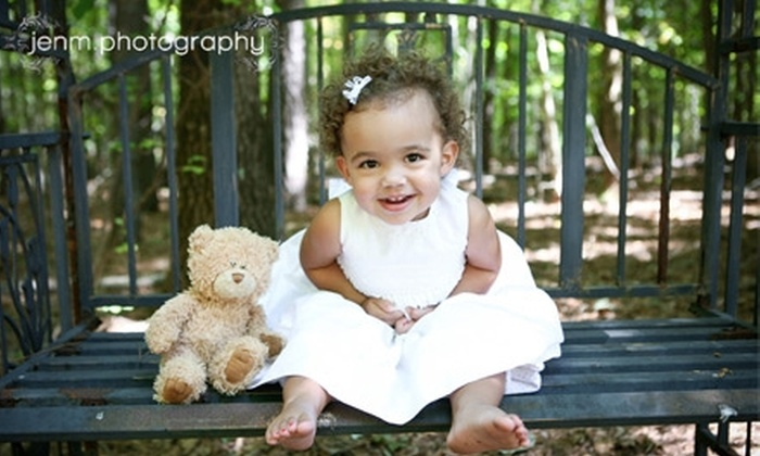 jenm.photography - Nashville: $79 for a One-Hour Photo Shoot at a Location Of Your Choice From jenm.photography