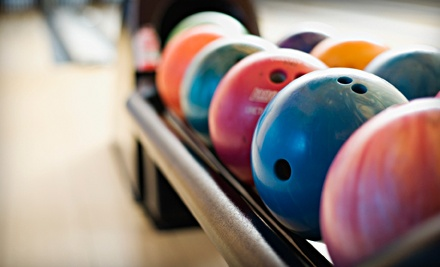 Wildlife Lanes Bowling Center: 8 Games of Bowling, Shoe Rental for up to 4, One Large One-Topping Pizza, and a Pitcher of Soda - Wildlife Lanes Bowling Center in Lower Burrell