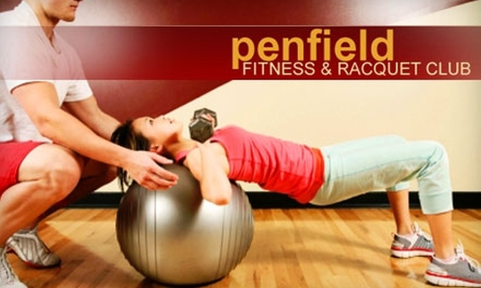 Penfield Fitness and Racquet Club - Penfield: $39 for an Eight-Class Punch Card at Penfield Fitness and Racquet Club ($120 Value)