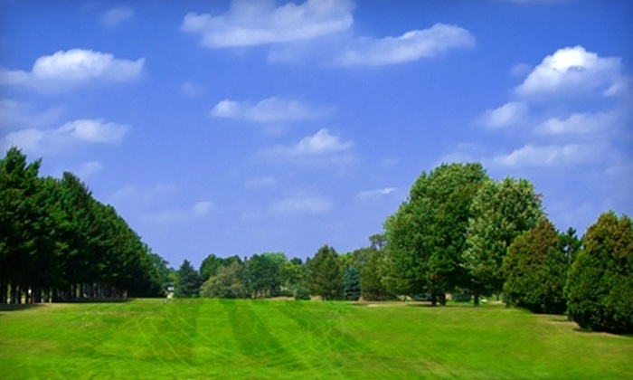 Portland Country Club - Portland: $62 for a Round of Golf with Cart for Four and Four $6 Meal Vouchers at Portland Country Club (Up to $124 Value)