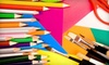 Up to 61% Off Art Supplies and Frames