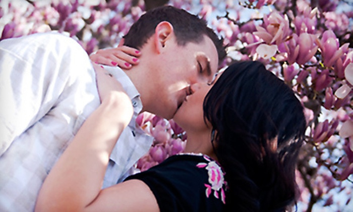 Palermo Photo - Goose Island: $99 for a 60-Minute On-Location Engagement Photo-Shoot Package with Retouched Print from Palermo Photo ($465 Value)