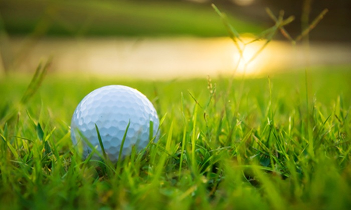 Champlain Golf Club - District de Deschenes: $40 for a Round of Golf for Two at Champlain Golf Club (Up to $80 Value)