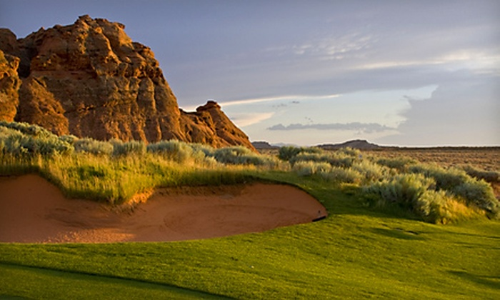 Sand Hollow Resort - Hurricane: Golf Outings at Sand Hollow Resort
