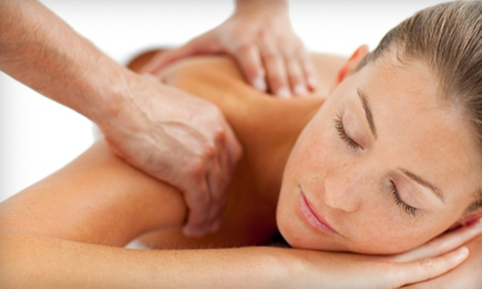 SALON 56 - Turley: One or Three 60-Minute Massages at SALON 56 (Up to 54% Off)