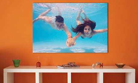 Impresión de foto sobre lienzo en Auguriart desde 9,99 €