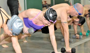 Combat Swim: Two or Four Weeks of Unlimited Boot Camp at Combat Swim (Up to 55% Off)