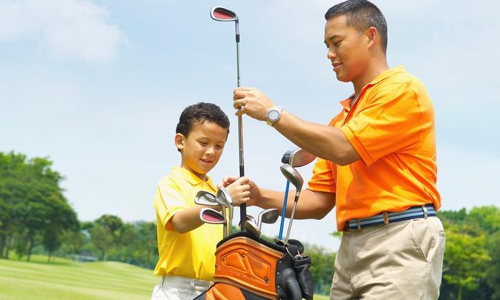 Auburn Valley Golf Course - Washington Trail: $99 for PGA Sports Academy Jr. Camp at Auburn Valley Golf Course ($250 Value)