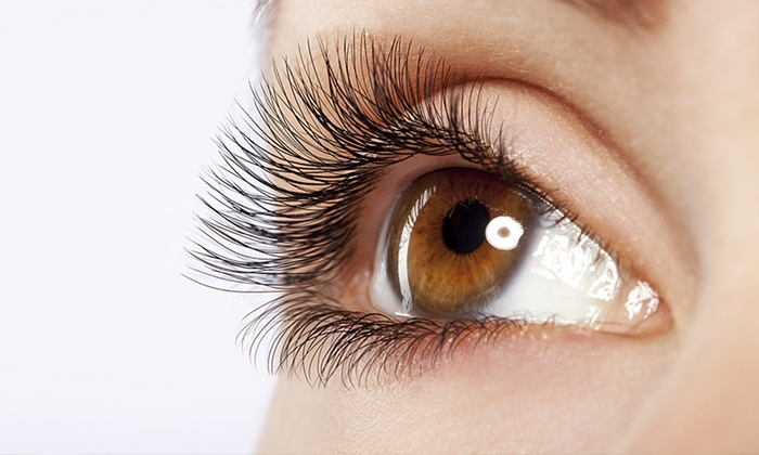 Dollface Lashes And Beauty - Oak Forest - Garden Oaks: Full Set of Eyelash Extensions at Dollface Lashes & Beauty (50% Off)