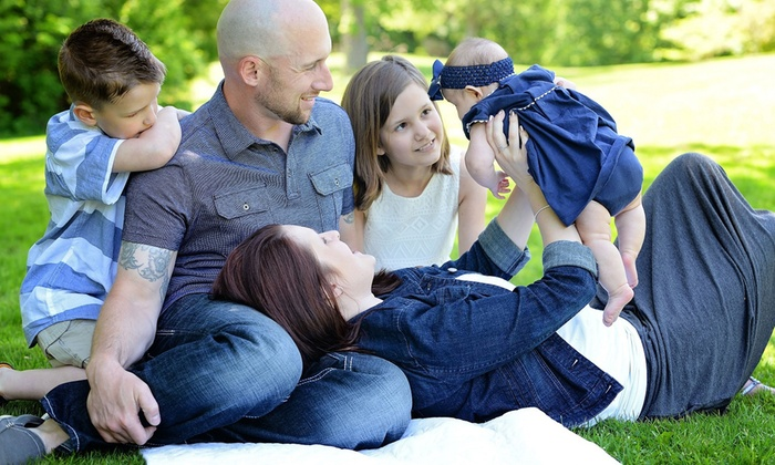 Alexis Ila Photography - Fort Myers / Cape Coral: 45-Minute Family Photo Shoot from Alexis Ila Photography (50% Off)