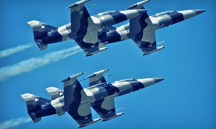 Wings Over North Georgia - Richard B Russell Regional Airport: Wings Over North Georgia at Rome's Richard B. Russell Regional Airport on October 12 or 13 at 9 a.m. (Up to 51% Off)
