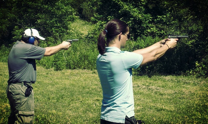 Firearm Safety and Security Training LLC. - Stamping Ground: Concealed-Handgun Class for One or Two or Advanced Class at Firearm Safety and Security Training LLC. (Up to 65% Off)
