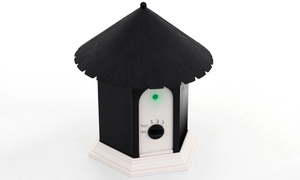 Weatherproof Ultrasonic Bark Control Device For Dogs