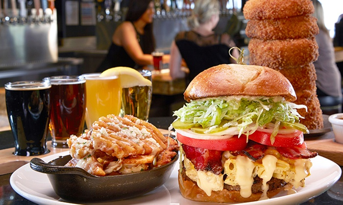 Henry's Tavern Seattle - SoDo: Upscale Tavern Fare for Dinner at Henry's Tavern (Up to 27% Off). Two Options Available.