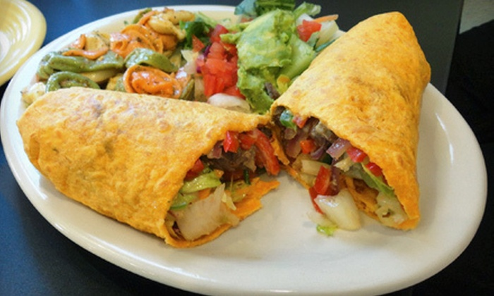 Courtyard Cafe - Leon Valley: $8 for $16 Worth of Breakfast Food, Wraps, and Sandwiches at Courtyard Cafe