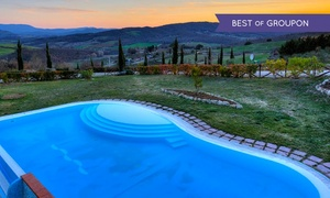 Relax, benessere e gusto in Toscana