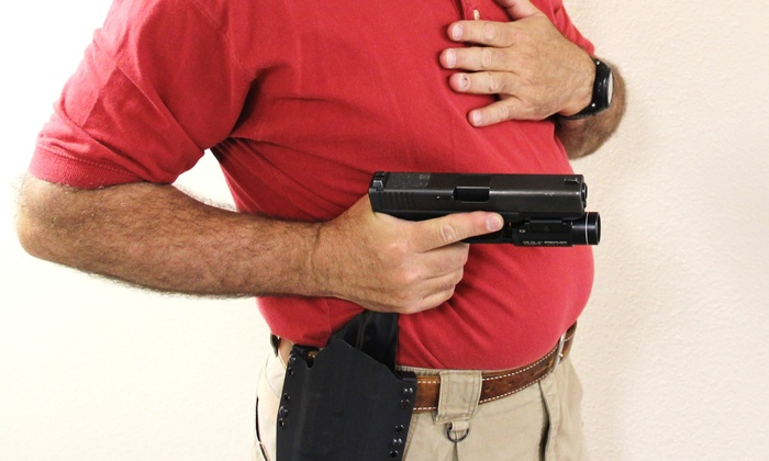 Trigger Control Training - Coeur D Alene: $79 for a One-Day Handgun or Defensive-Handgun Course at The Hyphen Company ($125 Value)
