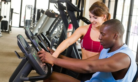 One-, Three-, or Six-Month Gym Membership with One Hour of Personal Training at Star Physical Therapy (Up to 58% Off)