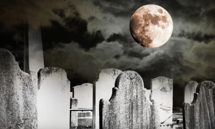 New England Haunted Tours - Multiple Locations: Ghost Tour for Two from New England Haunted Tours. Three Locations Available.