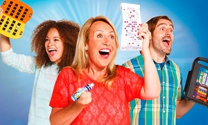 Gala Bingo: Bingo with Wine for Two or Four at Gala Bingo (Up to 67% Off)