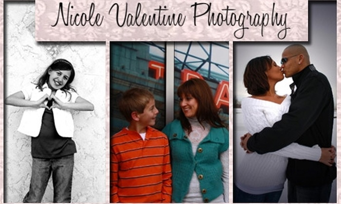 Nicole Valentine Photography - Denver: $69 for a Two-Hour On-Location Session and CD of Edited Images at Nicole Valentine Photography