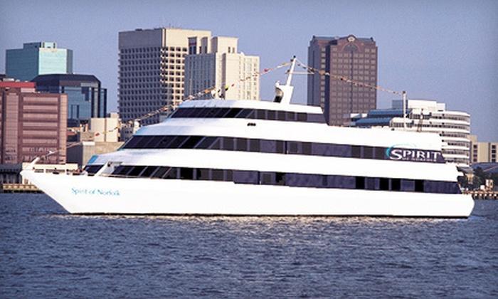 Entertainment Cruises Spirit Of Norfolk Cruise In Norfolk - Norfolk cruises