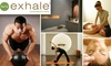 Exhale Spa - Multiple Locations: Two Weeks Unlimited Core Fusion & Yoga Classes
