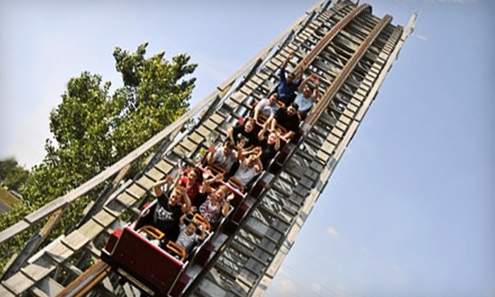 Timber Falls - Wisconsin Dells: $10 for an All-Day Pass to Timber Falls in Wisconsin Dells (Up to $19.99 Value)