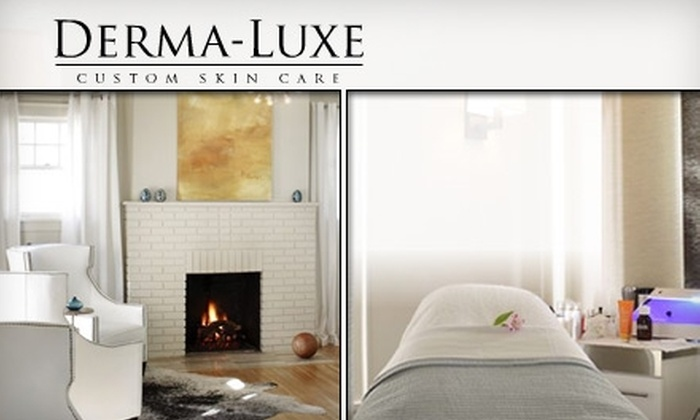 Derma-Luxe - Buckhead Village: $69 for Choice of Microdermabrasion, Peel, or Infrared Facial Treatment at Derma-Luxe