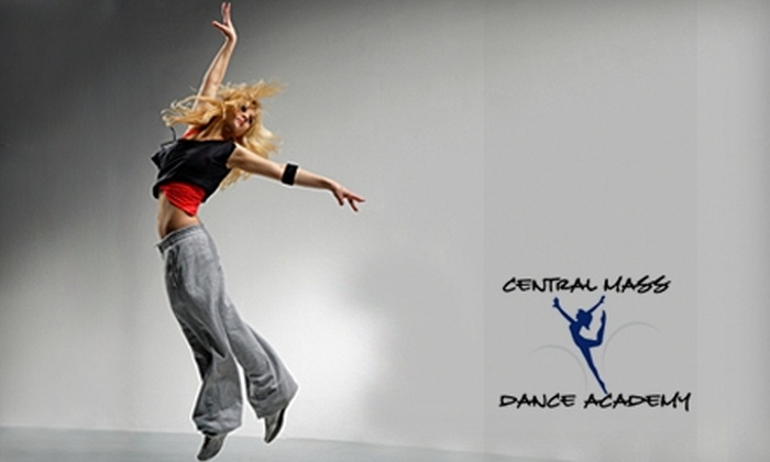 Central Mass Dance Academy - Green Island: $30 for Six Hip-Hop Cardio Classes at Central Mass Dance Academy ($60 Value)
