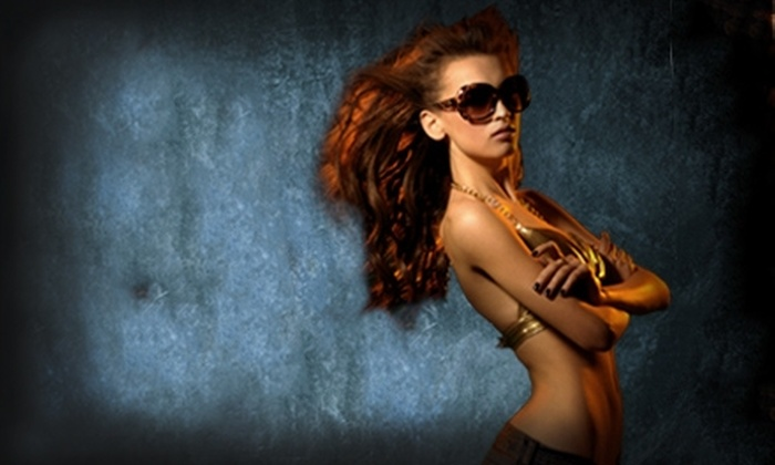 Image Sun Tanning Centers - Windermere: Tanning Bed Access and Mystic Spray Tan Sessions at Image Sun Tanning Centers in Windermere. Choose Between Two Options.