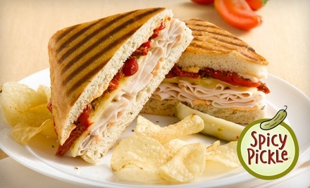 $15 Groupon to Spicy Pickle - Spicy Pickle in Fort Collins